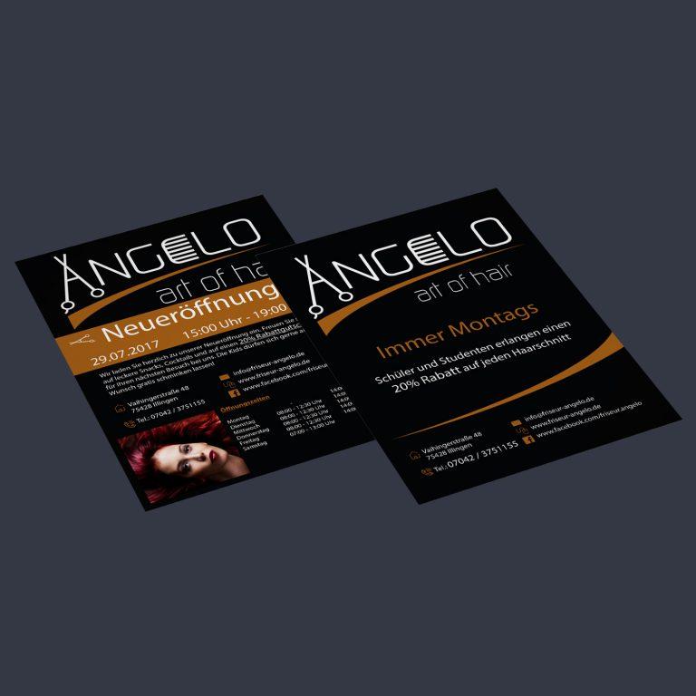 Angelo art of hair