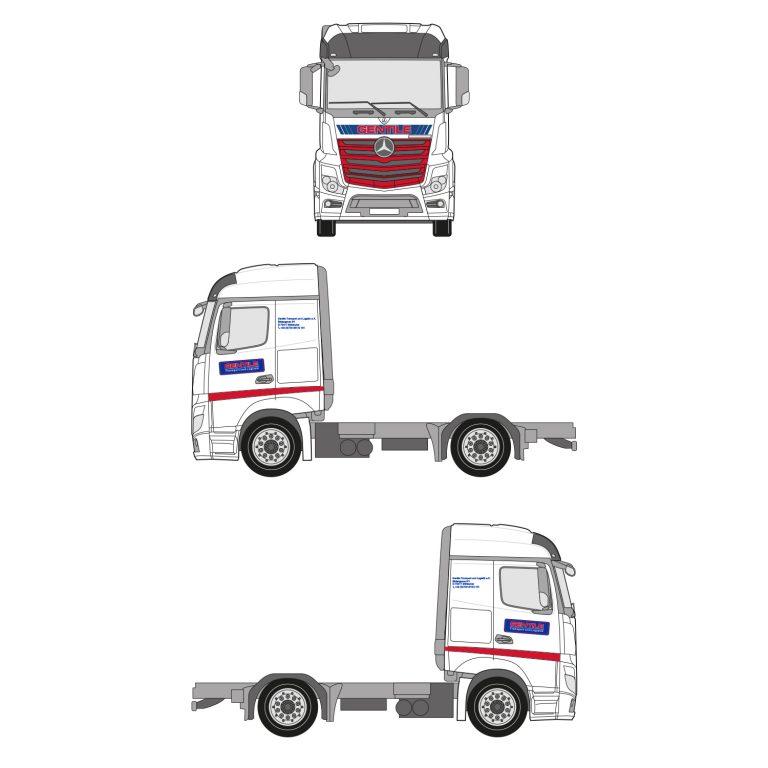 Gentile Transport und Logistik