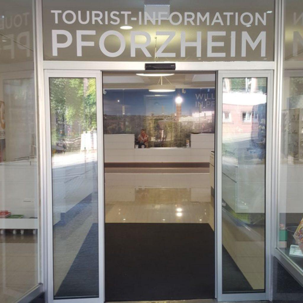 Tourist-Information Pforzheim