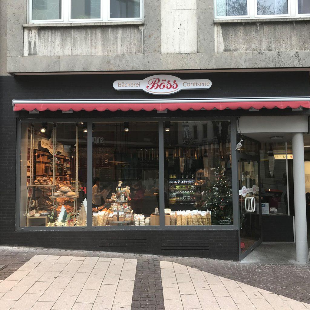 Bäckerei Böss